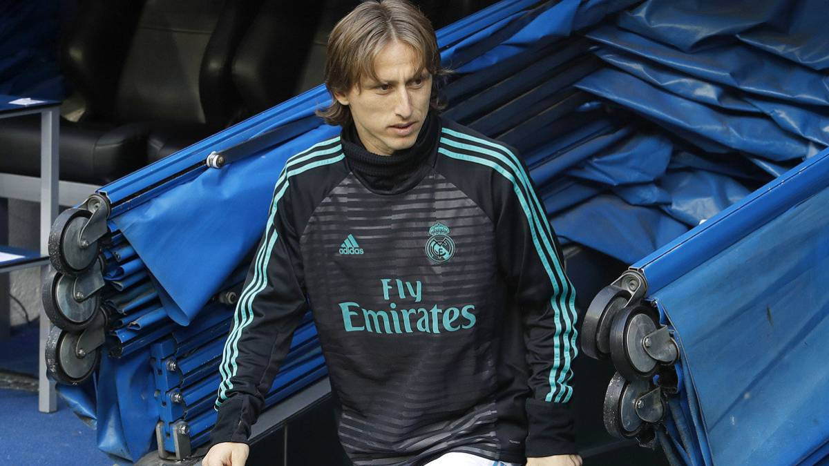 Modric: The reasons for his decision to stay at Real Madrid