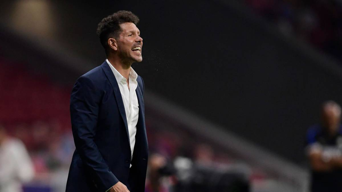 Simeone happy with Atlético's final friendly of the summer