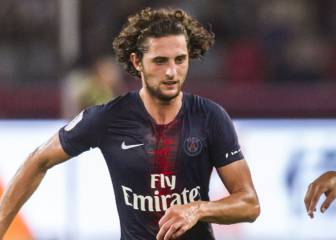 Rabiot facing a blank season over PSG contract refusal