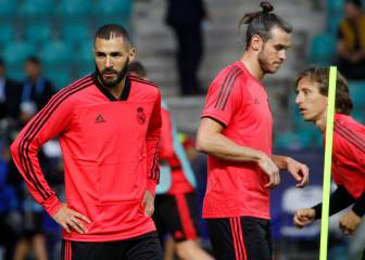 Bale and Benzema's unfinished business