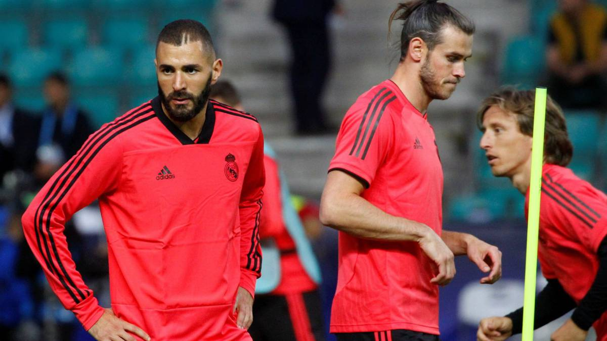 Real Madrid vs Atlético: Bale, Benzema's unfinished business