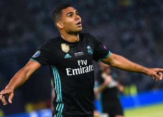 Casemiro is Real Madrid's European talisman