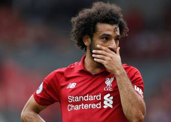 Liverpool turn Mo Salah over to police for driving offence