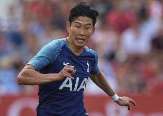 Spurs' Son at Asian Games in bid to avoid military service
