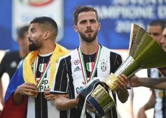 Juventus reject Real Madrid's €60m offer for Pjanic