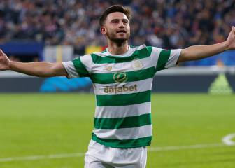 Girona: Patrick Roberts arrives from City as first new signing