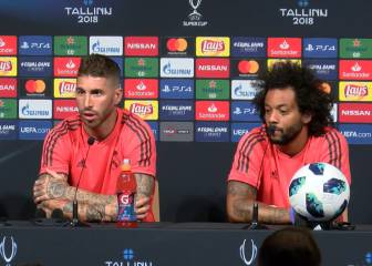 Ramos: 'Real Madrid won't stop winning because Ronaldo left'
