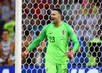e14e355d780e1 El portero Danijel Subasic se retira de la selección de Croacia