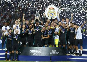 Ninth Spanish UEFA Super Cup winner in the past decade