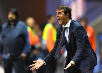 Lopetegui launches SOS: he needs reinforcements now