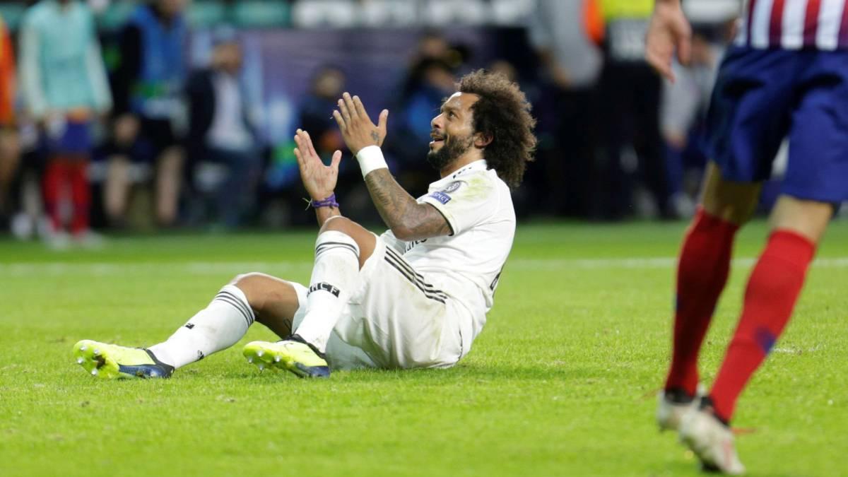 Real Madrid: Un Real Madrid sin defensa - AS.com