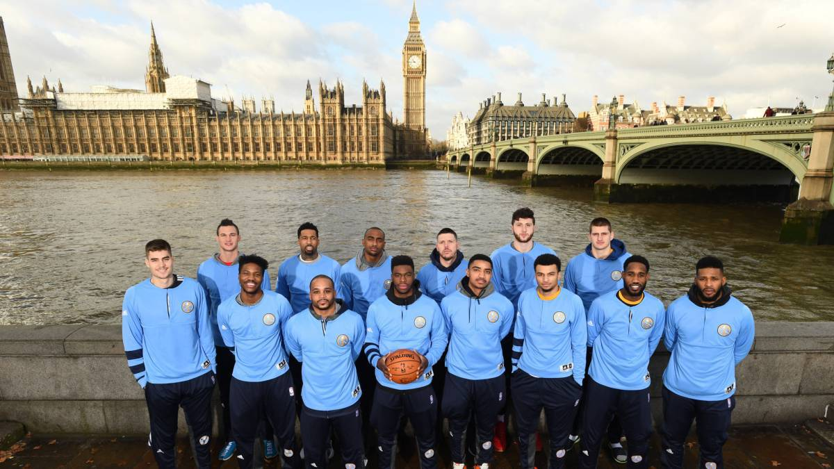 Denver Nuggets Londres