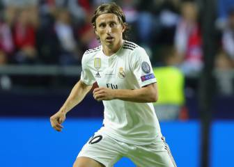 Real Madrid report Inter over Modric approach - Cadena SER