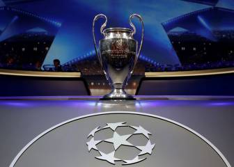 Champions League group stage: pots taking shape
