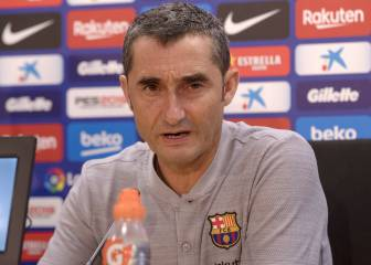 Valverde press conference: six key quotes