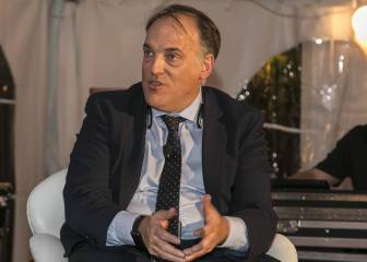 Inter to take legal action against LaLiga president Javier Tebas