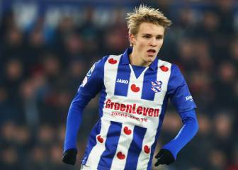 Heerenveen and Vitesse scrap it out to secure Ødegaard loan