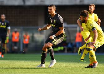 Cristiano makes Juve debut wisely and slowly in fair Verona