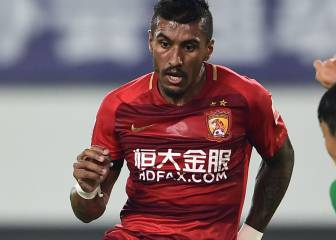 Paulinho on fire in China