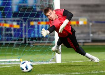 Rayo Vallecano ask Real Madrid for Lunin, De Tomás on loan
