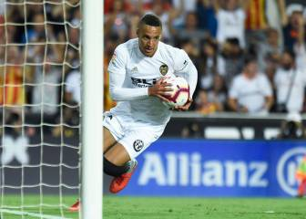 Lopetegui wants Valencia's number 9 Rodrigo for Madrid
