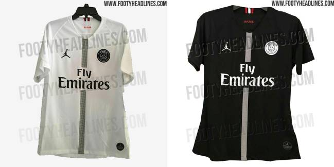 07fe992f708 PSG  Jordan-branded Nike kits for Champions League leaked - AS.com