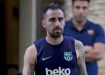 Paco Alcácer to spend the new season out on loan