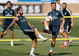 Lopetegui gets Real Madrid ready for Girona trip with Vallejo out