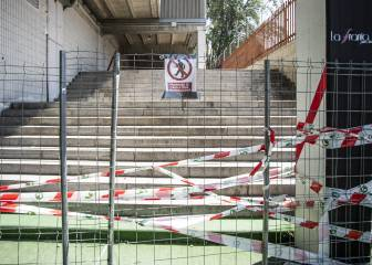 Rayo Vallecano forced to close stadium with Rayo-Athletic postponed