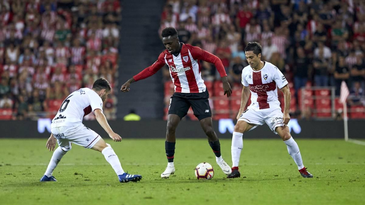Athletic - Huesca en directo: LaLiga Santander, jornada 2