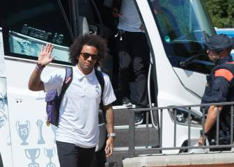 Reports: Juventus to offer €50 million for Marcelo next summer