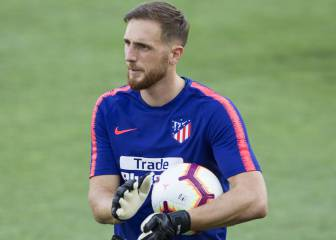 Oblak disappointed with Atletico and has no intention of renewing