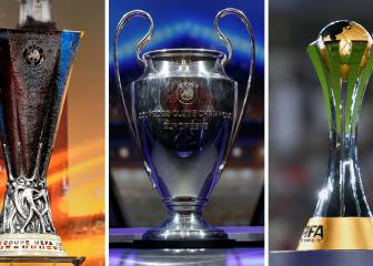 Three draws in five days: Champions League, Europa League and Club World Cup
