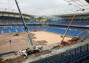 Real Sociedad - Barcelona at risk over stadium works
