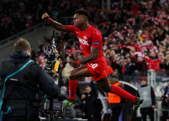 Dutch winger Promes close to €20mn Sevilla switch