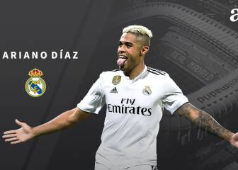 Official: Mariano joins Madrid