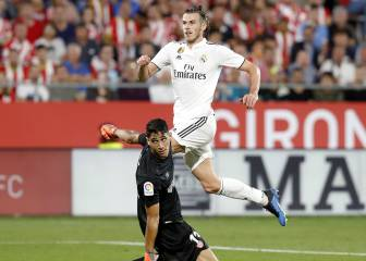 Bale has played a part in four of Madrid's eight goals this season