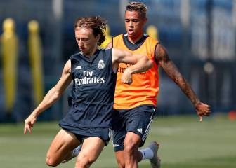 Mariano in Madrid squad for potential LaLiga debut