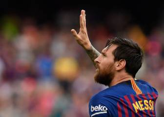 Messi adds Huesca to his LaLiga victim list