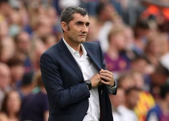 "Valverde on Piqué driving fine: ""I don't think it will affect him"""