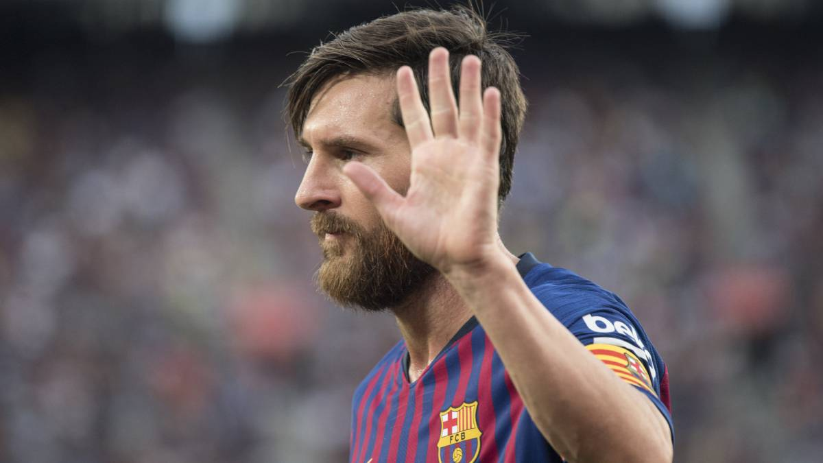 Messi off Fifa's best player shortlist for the first time in 12 years