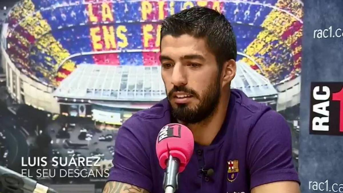 Suárez: 'I regret playing 90 minutes against Leganés last year before the Roma game'