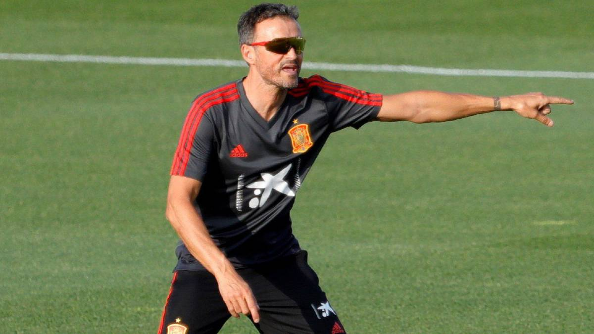 Luis Enrique's new rules as Spain manager