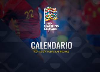 UEFA Nations League: partidos, grupos y calendario, jornada 1