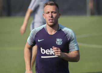 Arthur flattered by Messi praise: