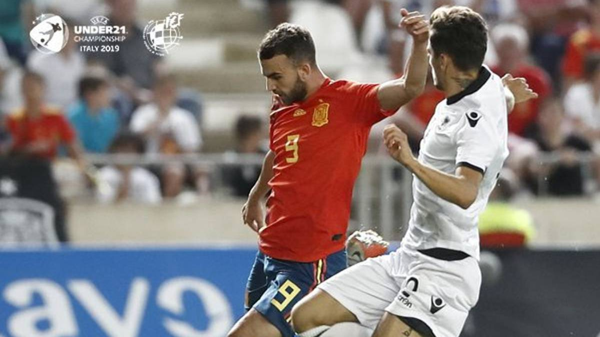Spain under-21s qualify for Euros with perfect record