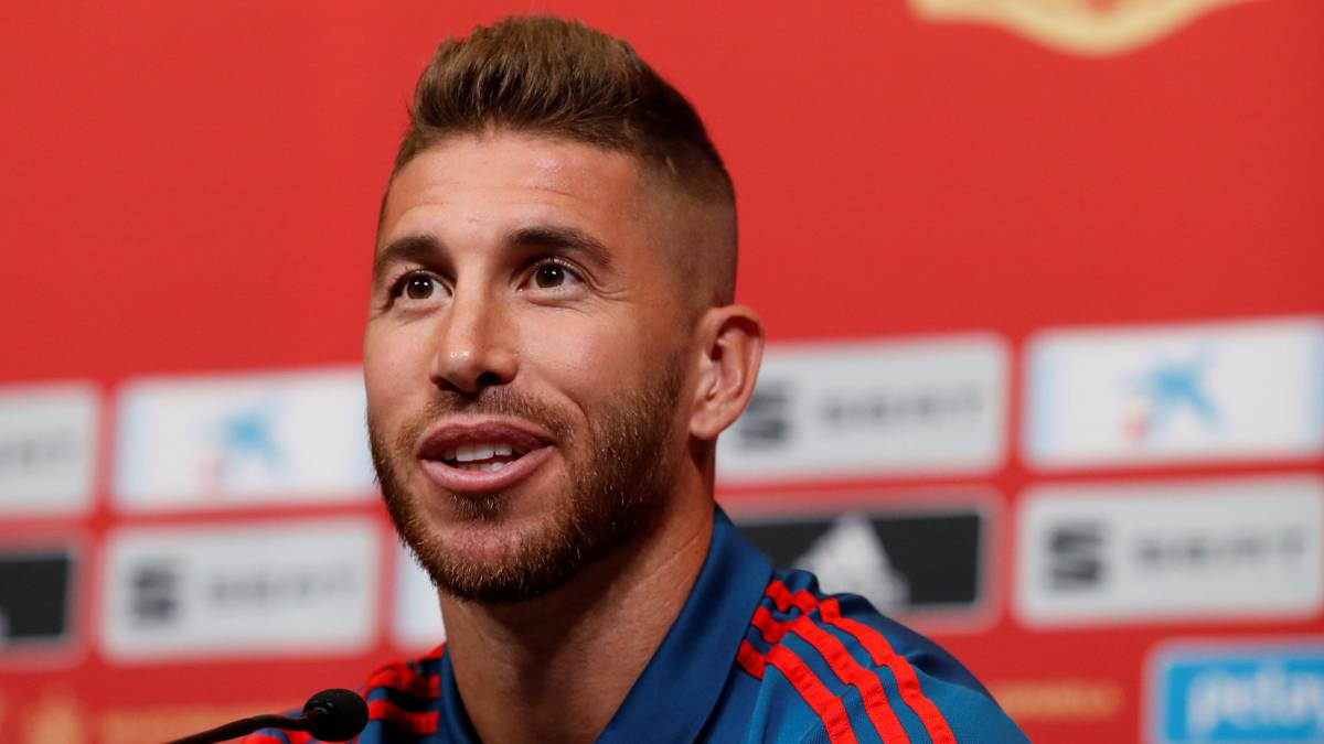 "Sergio Ramos: ""I don't get the feeling Luis Enrique's been hired to kick me out"""