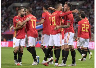 Spain get new era off to a winning start at Wembley