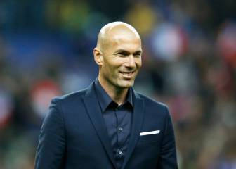 "The return of Zidane: ""I'll be back coaching soon"""