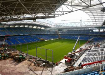 Guide to Spanish stadiums undergoing works this season